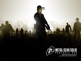 Poster de Metal Gear Solid
